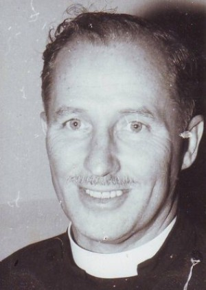 Stan Atkinson, April 1963. Image courtesy of St. John's Church, Reid.